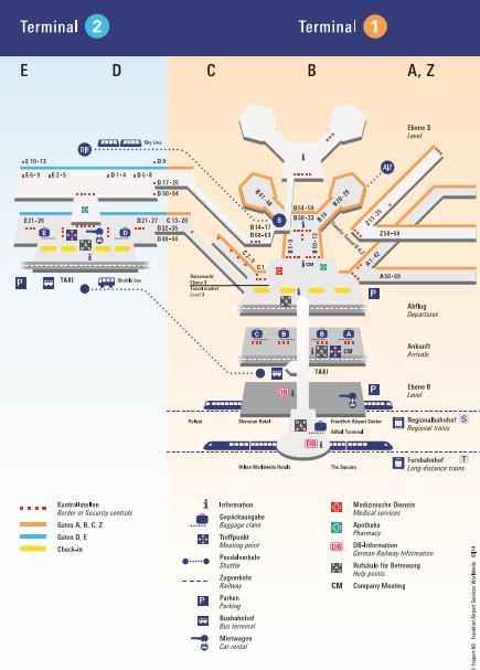 Аэропорт франкфурт на майне схема фото 363